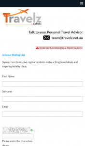 Travelz Australia – Win One of Two $100 Strandbags Gift Cards