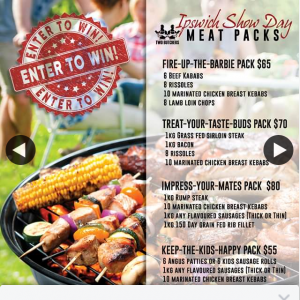 Two Butchers – Win a $55 Keep-The-Kids-Happy Meat Pack