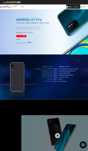 UMIDIGI – Win One of Ten Umidigi A7 Pro