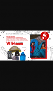 Wild Earth – Win 1 of 2 Marmot Adventure In Place Packs (prize valued at $1,400)