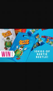 WIN a MASSIVE 10KG of BERTIE BEETLES – Win 10kg of Bertie Beetles