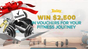 9Now – Win 1 of 10 prizes of a $1,250 Rebel sport voucher & a $1,250 pre-paid Visa Card ($2,500 each prize)