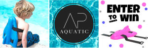 AP Aquatic – Win an Aquaplane Swim Aid in your choice of colour