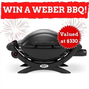 Totally Workwear Brookvale – Win a Weber BBQ