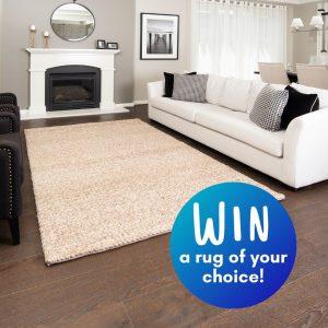Carpet Call Floor Centre – Win a rug of your choice