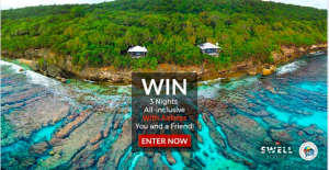Christmas Island Toursim – Win a 3-night all-inclusive stay at Swell Lodge on Christmas Island