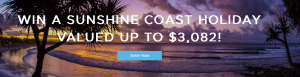 Discover365 Travel & Lifestyle – Win a travel prize package to the Sunshine Coast