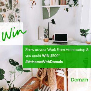 Domain – Win 1 of 6 Mastercard vouchers