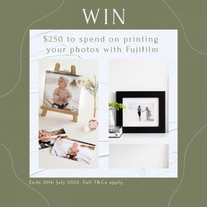 Fujiflim Photos Australia – Win $250 worth of photo prints, photo books, canvas prints or calendars