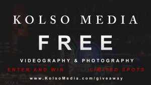 Kolso Media – Win free videography and photography services for businesses