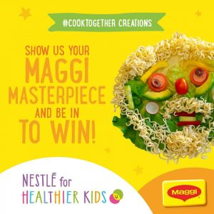 Nestle – #cooktogether – Win 1 of 6 Nestle For Healthier Kids Kitchen hampers