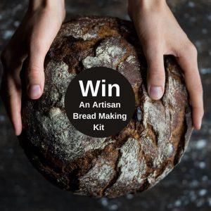 Nuttelex – Win an artisan bread making kit