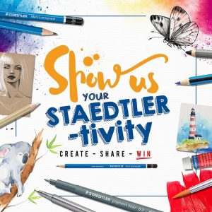 Staedtler – Secondary School Art – Win 1 of 3 grand prizes of $1,000 prepaid Visa gift card each OR 1 of 7 minor prizes