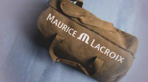 WorldTempus – Win a duffel bag by Maurice Lacroix