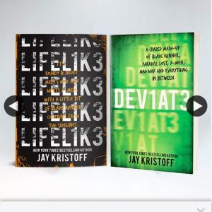 Allen & Unwin teen – Win Lifel1k3 and Dev1at3 By Jay Kristoff