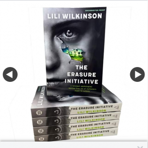 Allen & Unwin teen – Win The Erasure Initiative By Lili Wilkinson