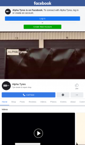 Alpha Tyres – Win a Slab of Your Choice  (prize valued at $1)