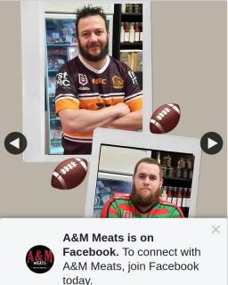 A&M Meats – Win a $100 Store Voucher
