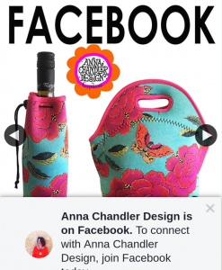 Anna Chandler Design – Win Worth $47.00 (prize valued at $18)