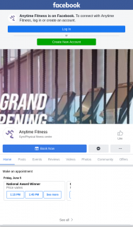 Anytime Fitness Aspley – Win a 12-month Membership