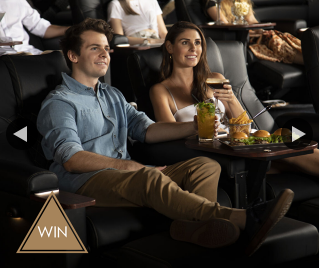 Australia Fair SC – Win a Gold Class Date Night (prize valued at $120)
