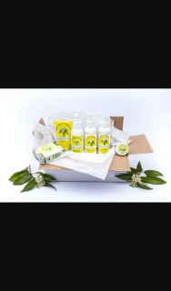 Australian Made Campaign – Win One of Five Natural Lemon Myrtle Active People's Gift Boxes Valued at More Than $80 Each (prize valued at $80)