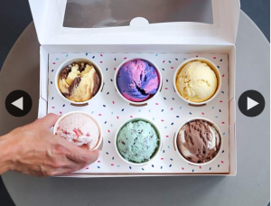 Baskin-Robbins – Win a Variety Pack (prize valued at $25)