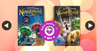 Better Reading Kids – Win Three Sets of Jessica Townsend's Magical Books