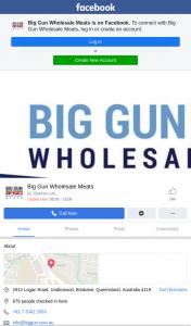 Big Gun Wholesale Meats Underwood – Win 1 of 2 X $200 Vouchers