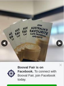 Booval Fair – Win One of Four VIP The Coffee Club Booval Fair VIP Membership