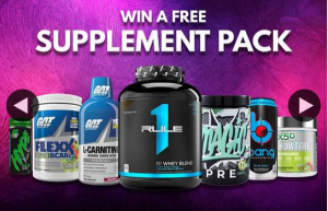 Boss Supplements – Win a Free Supplement Pack Valued Over $300