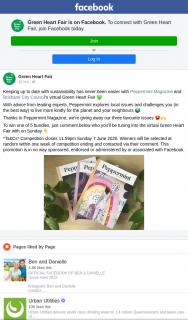 Brisbane City Council-Green Heart Fair – Win One of 5 Bundles