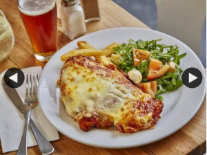 Captain Stirling Hotel – Win a Parmi & a Pint to Celebrate Our Reopening