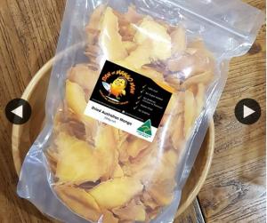 Dan The Mango Man – Win a 500g Bag of Dried Mango