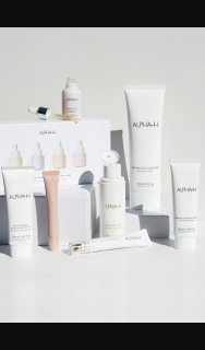 Fashion Journal – Win $500 Worth of Alpha H Skincare (prize valued at $500)