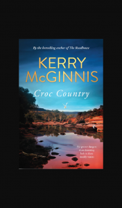 Female – Win One of 5 X Croc Country Books By Kerry Mcginnis