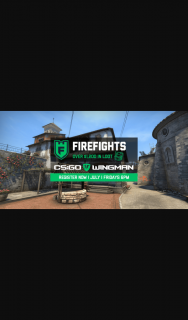 Firefights – Win Alienware Peripherals & Compete Free In Our Upcoming Weekly Event With Over $1200 In Prizes Awarded (prize valued at $750)