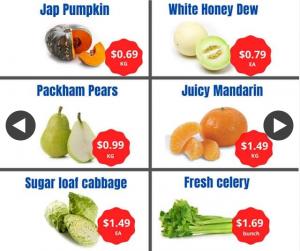 Fruit World Alexandra Hills – Win a $50 Voucher