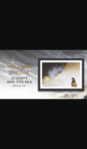 Hachette – Win a Beautiful The Giant and The Se Pack Including