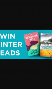 Hachette – Win Our Latest Books