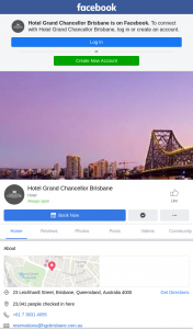 Hotel Grand Chancellor Brisbane – Win a Heat & Eat Pack on Us to Enjoy In The Comfort of Your Own Home Pick Up Only