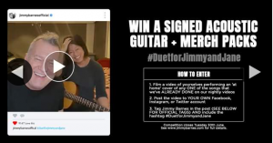 Jimmy Barnes official – Win a Signed Acoustic Guitar and One of a Few Merch Packs