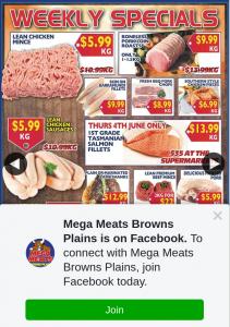 Mega Meats Browns Plains – Win a $200 Voucher