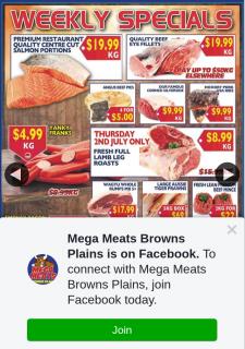 Mega Meats Browns Plains – Win a $200 Voucher (prize valued at $200)