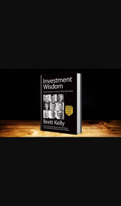 Money Magazine – Win One of Five Copies of Investment Wisdom By Brett Kelly