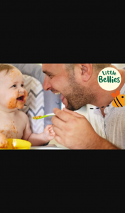 Mouths of Mums – Win a Months Worth of Little Bellies