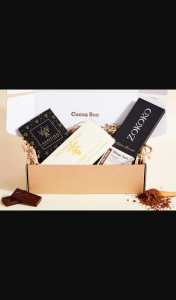 Mouths of Mums – Win 1 of 4 Artisan Chocolate Subscription Boxes With Cocoa Box (prize valued at $142.5)