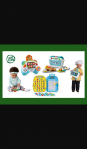 Mouths of Mums – Win 1 of 5 Toy Packs From Leapfrog