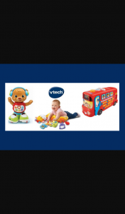 Mouths of Mums – Win 1 of 4 Toy Packs From Vtech