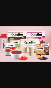 Mouths of Mums – Win 1 of 5 4-week Bundle Packs From Optislim (prize valued at $135.95)